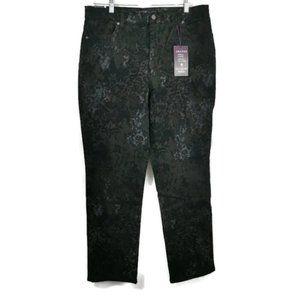 Gloria Vanderbilt Slimming Amanda Jeans 6P
